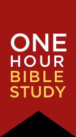 One Hour Bible Study Logo