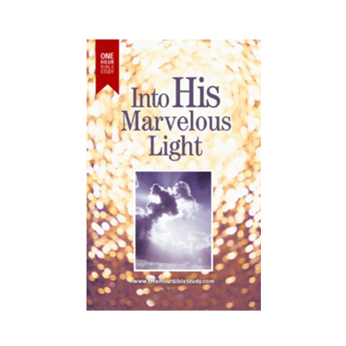 Into His Marvelous Light